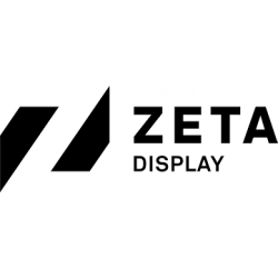 Digital signage (ZETA display)
