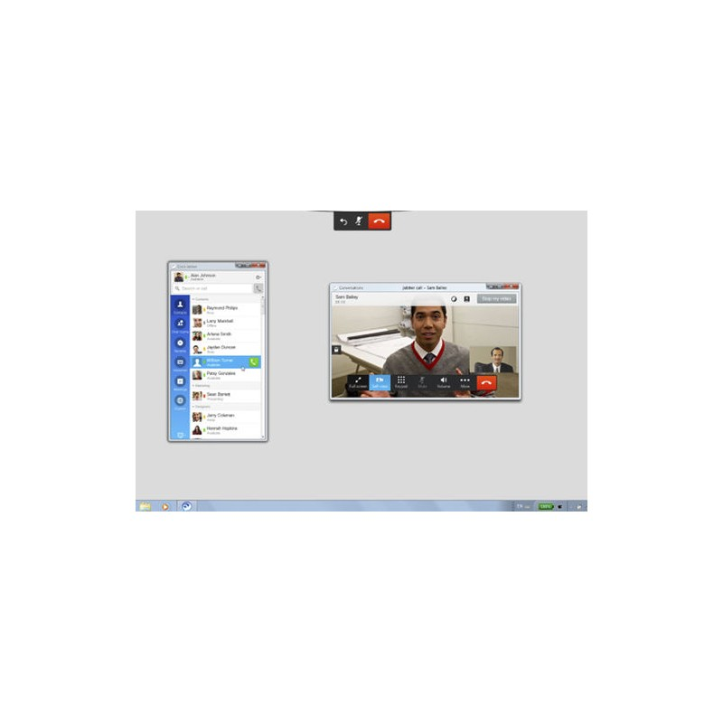 Video conference (Webex)