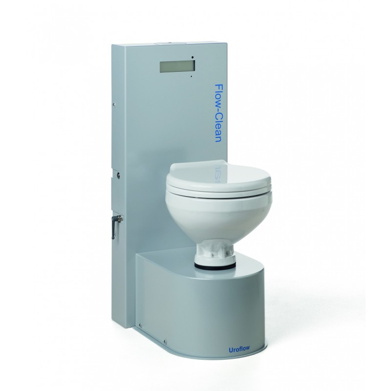 Flow-Clean Uroflow toilet (Urotex)