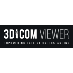 3D DICOM viewer (3Dicomviewer)